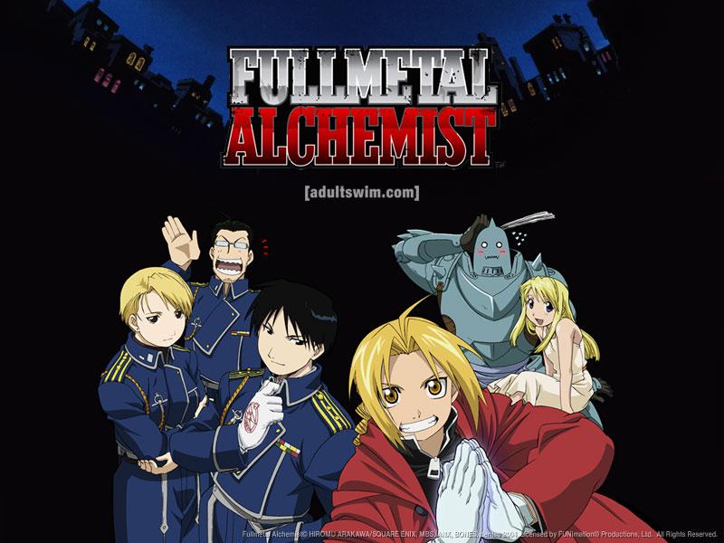 fullmetal alchemist wallpaper: Januari 2011